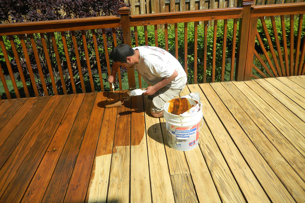 local deck refinishing company west chester