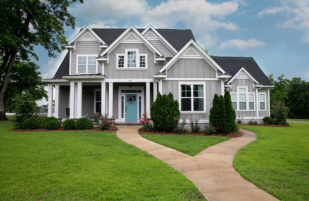 modern house painting chester county